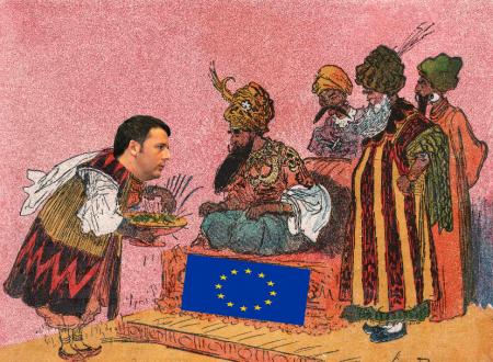 Il Governo fantoccio di Renzi