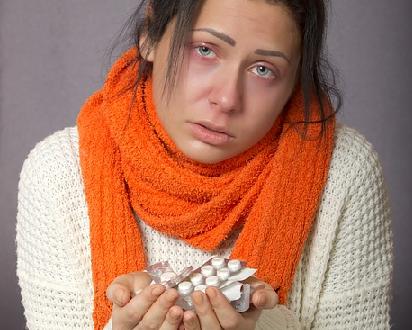Il raffreddore e gli sbalzi di temperatura